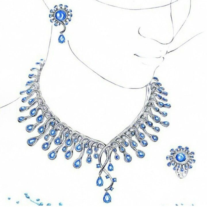 720x720 309 Best Images On Jewellery Sketches
