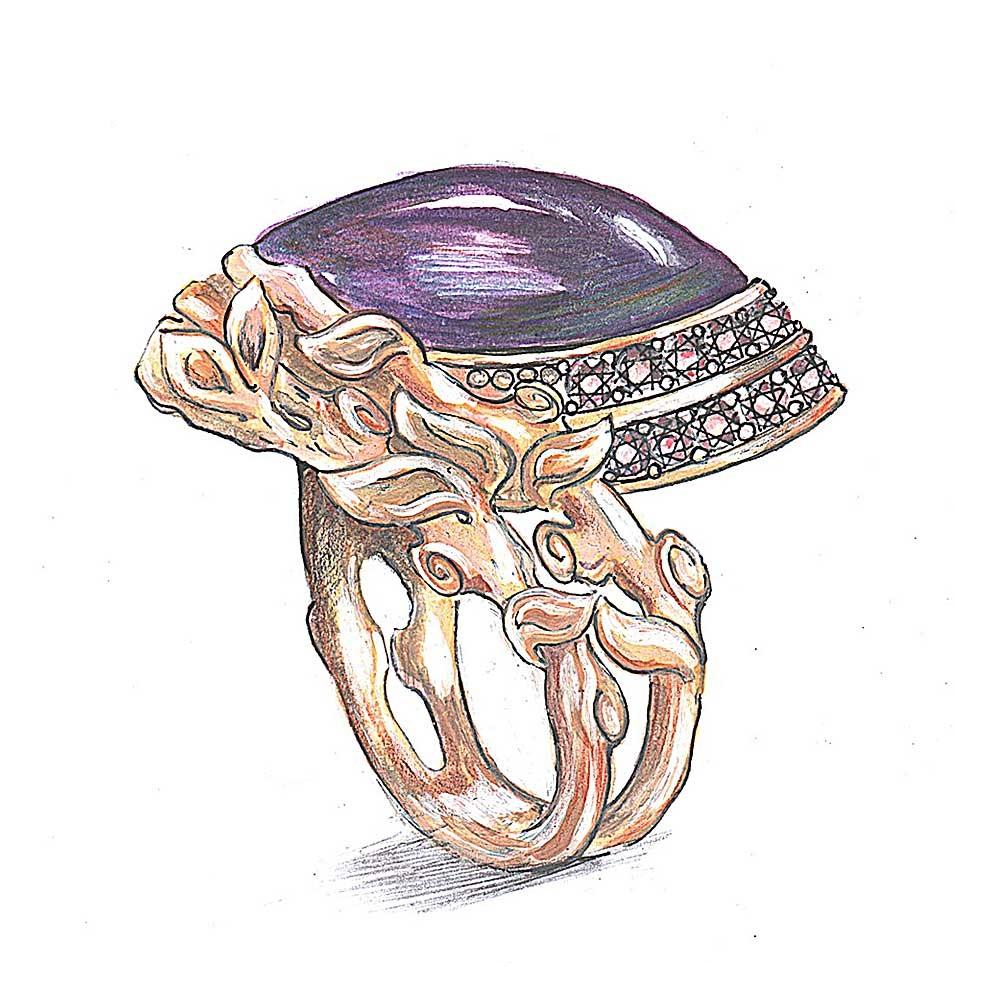 1000x1000 Jewelry Sketches