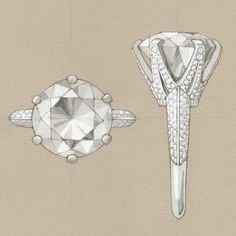 236x236 579 Best Images About Jewellery Technical Drawings On Sketches
