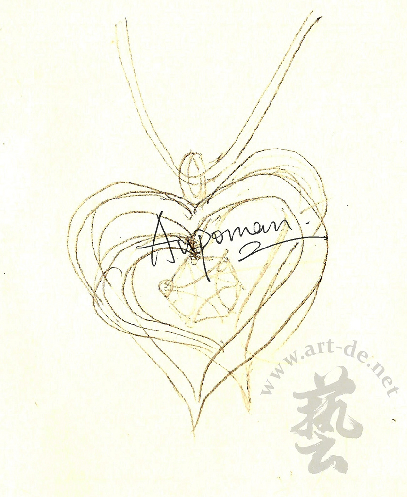 838x1024 Jewelry Design Sketch Pendant 1 Jewelry Design Drawing