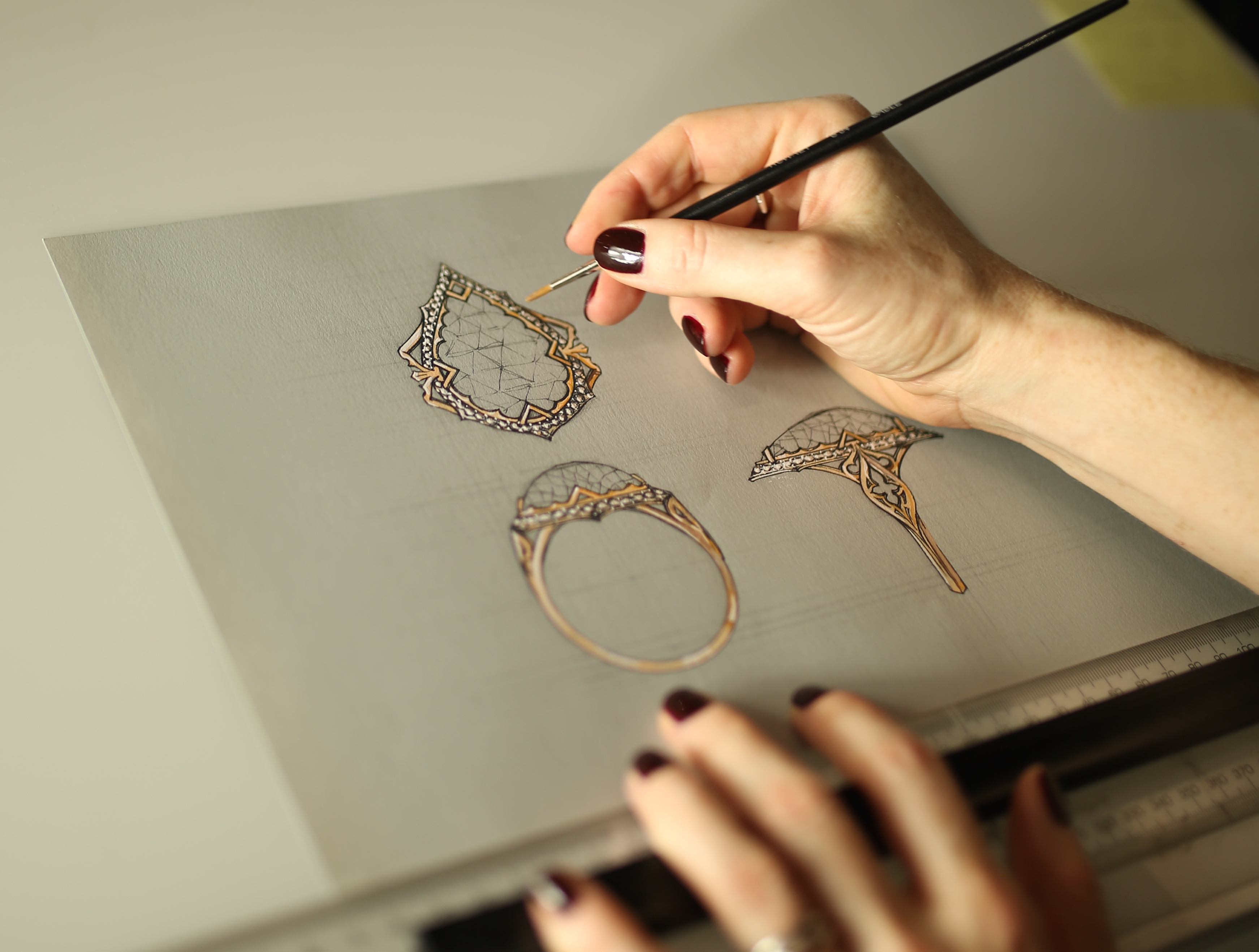 3485x2635 Hatton Studios Jewellery Making And Design Courses Fine