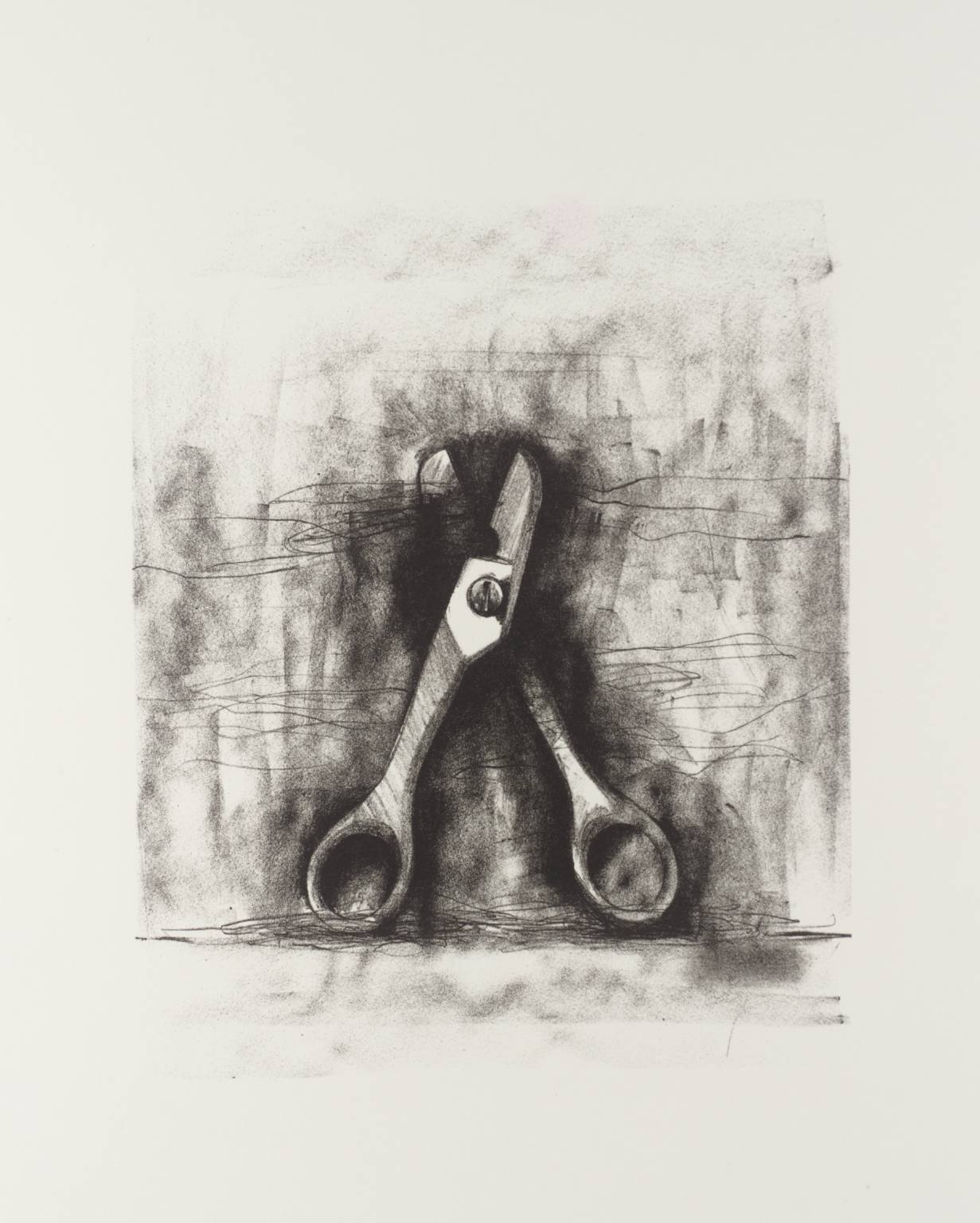 1231x1536 No Title]', Jim Dine, 1973 Tate