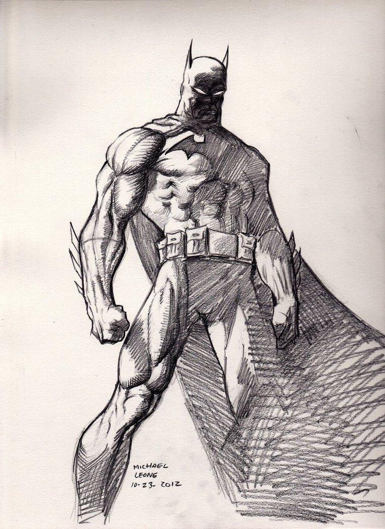 762x1048 Batman (After Jim Lee) 10 23 2012 By Myconius
