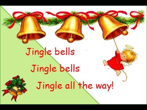 480x360 Jingle Bell Merry Christmas Drawing Merry Christmas Amp Happy New