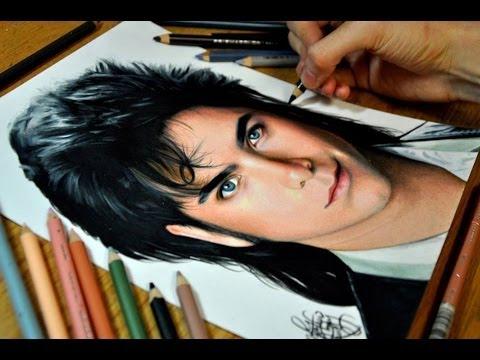480x360 Drawing John Stamos By Heatherrooney