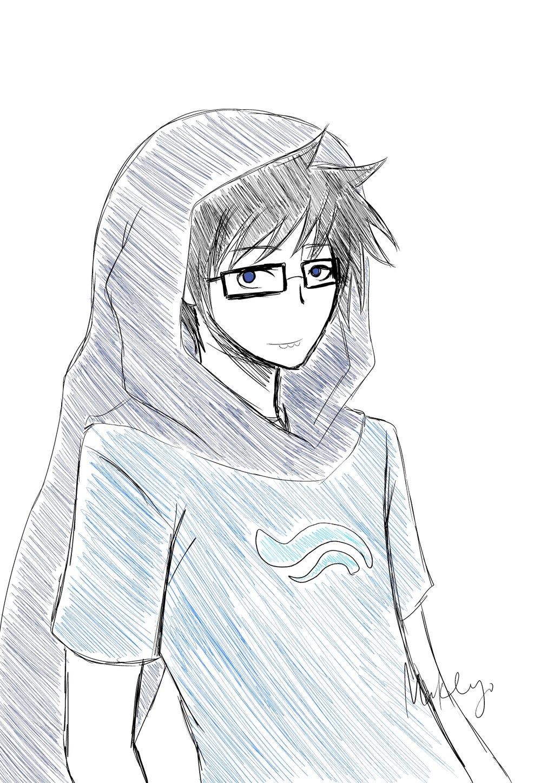 1024x1448 Another John Drawing By Kuro Shinozaki