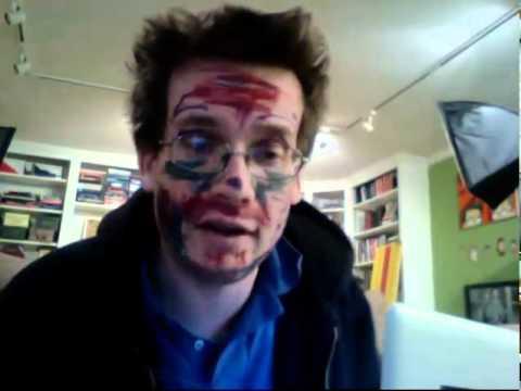480x360 John Green Sharpie Face