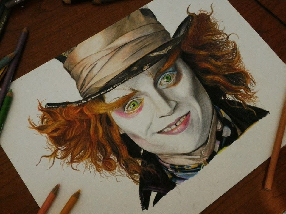 960x720 The Mad Hatter (Johnny Depp)