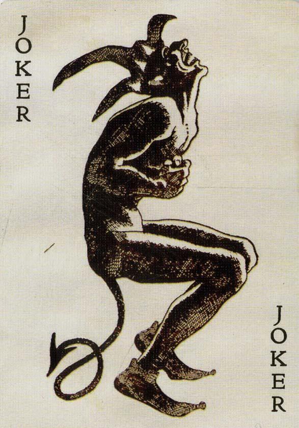 587x840 Joker Card Tattoo