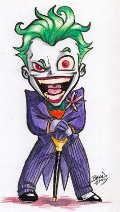 236x418 Image Detail For Chibi Joker 2. By ~hedbonstudios