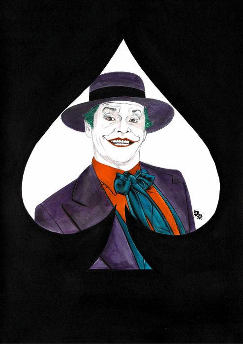 494x700 The Joker