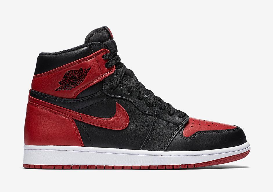 940x660 Air Jordan 1 Banned Launches Saturday Via Nike Snkrs Drawing