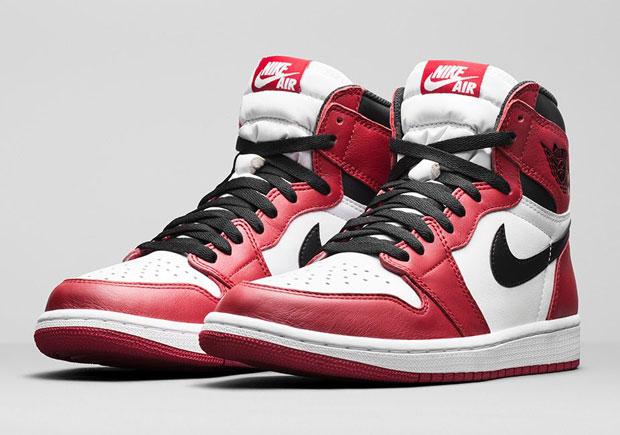 620x435 Air Jordan 1 Chicago Nikestore Drawing