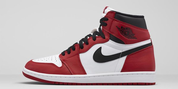 600x300 On Twitter The Drawing For The Air Jordan 1 Begins