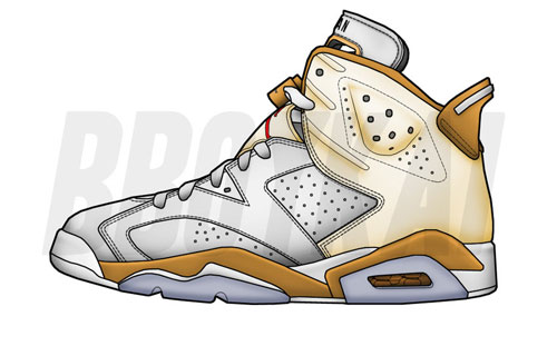 Elegant 500x311 Air Jordan 6 7 Olympic Pack Archives