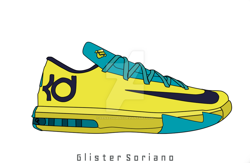Perfect 1024x669 Drawing Kd 6 How To Draw Kevin Durant Logo Slocog