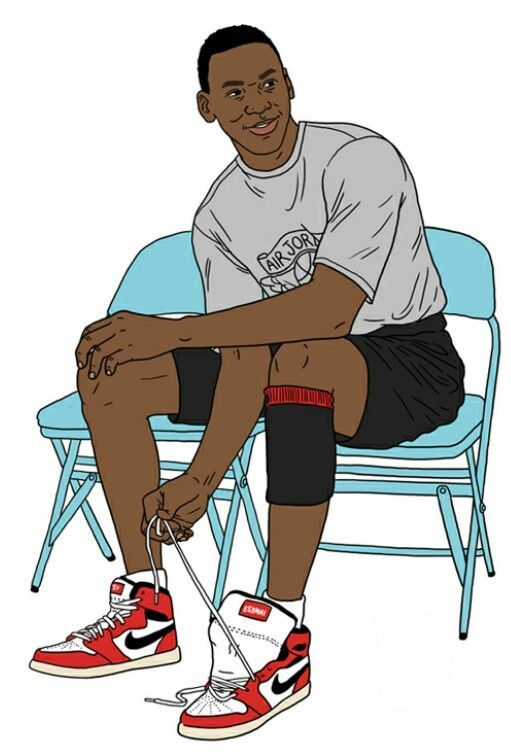 511x755 Michael Jordan Caricature Michael Jordan Michael