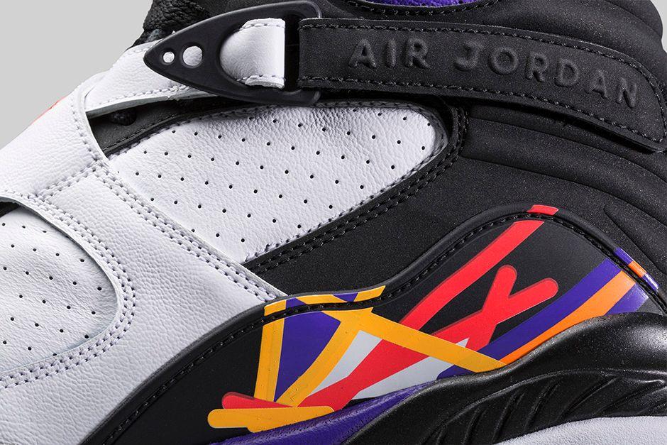940x627 Air Jordan 8 Three Times A Charm Release Date