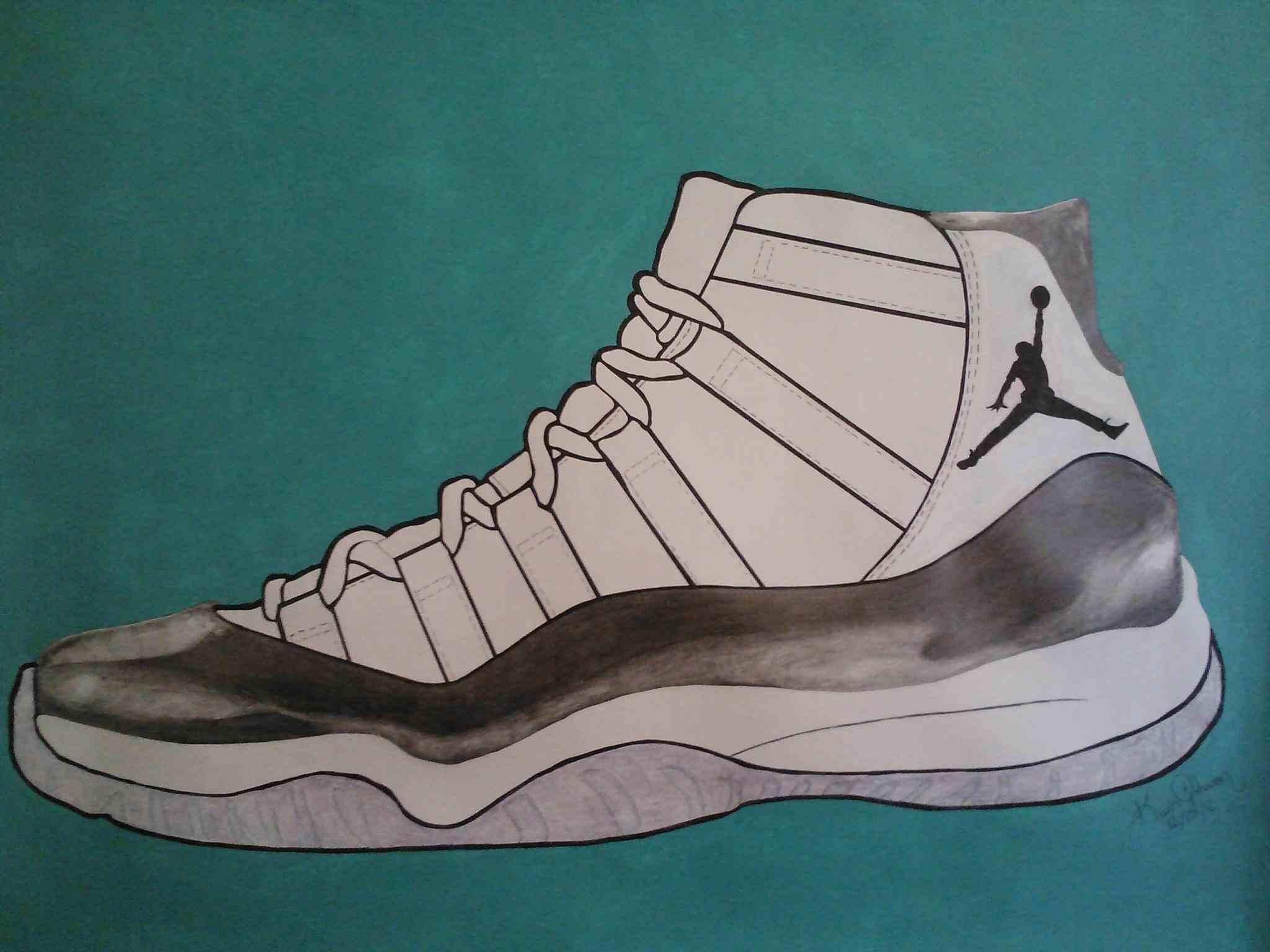 2048x1536 Air Jordan 3 Outsole Blueprints For Dummies Sneakerfactory