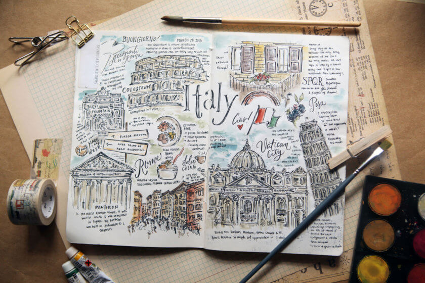 840x560 Travelettes Drawing On Experience Inspiration For Your Travel