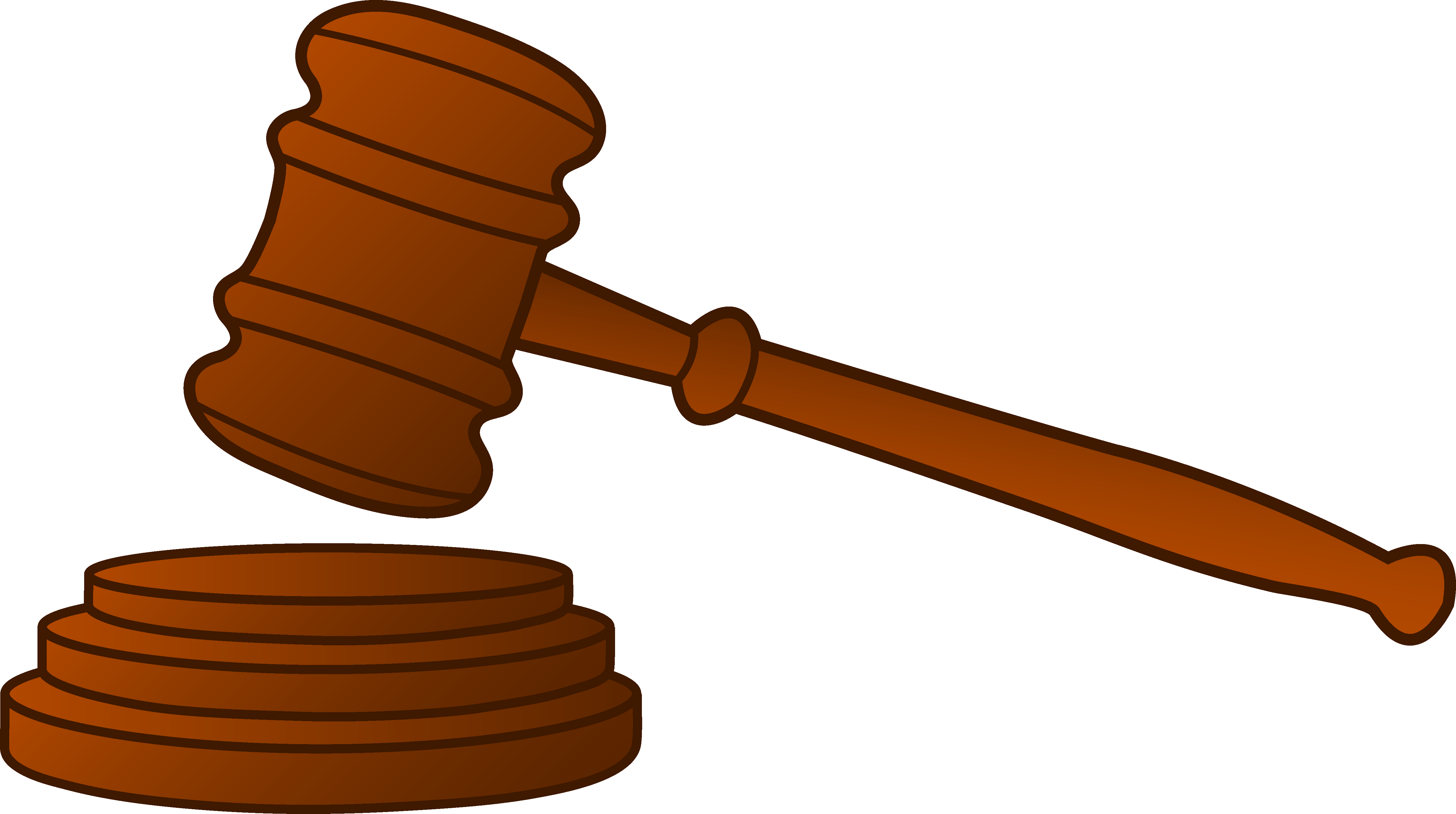 5208x2910 Wooden Court Gavel