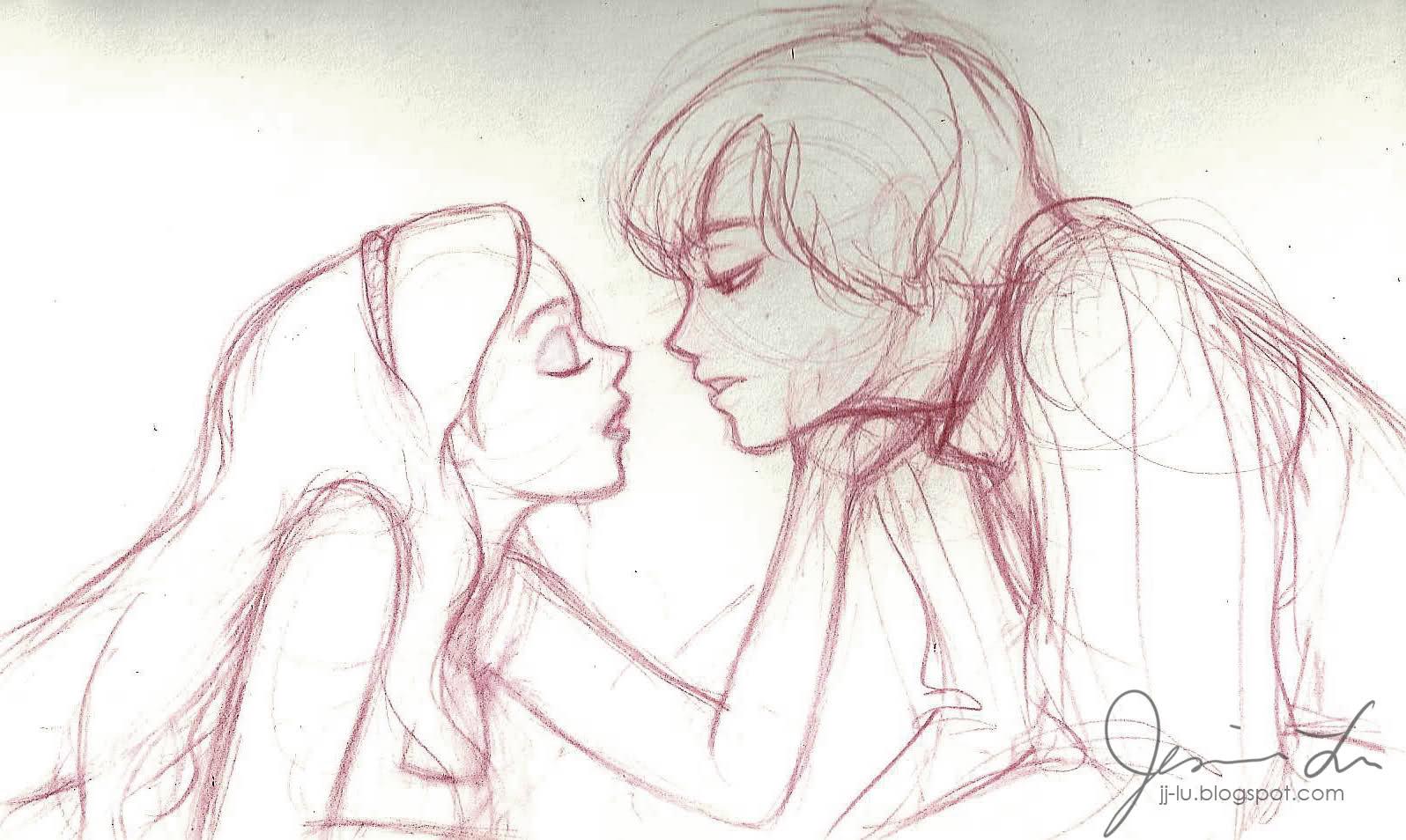 1596x954 Romeo And Juliet Drawing Romeo And Juliet Cartoon Drawing Romeo
