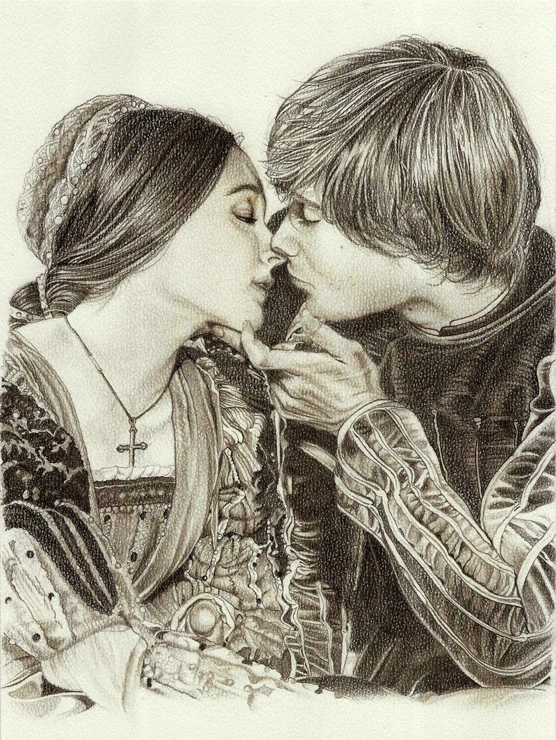 800x1065 romeo and juliet art Romeo and Juliet by ~boogie3 on deviantART