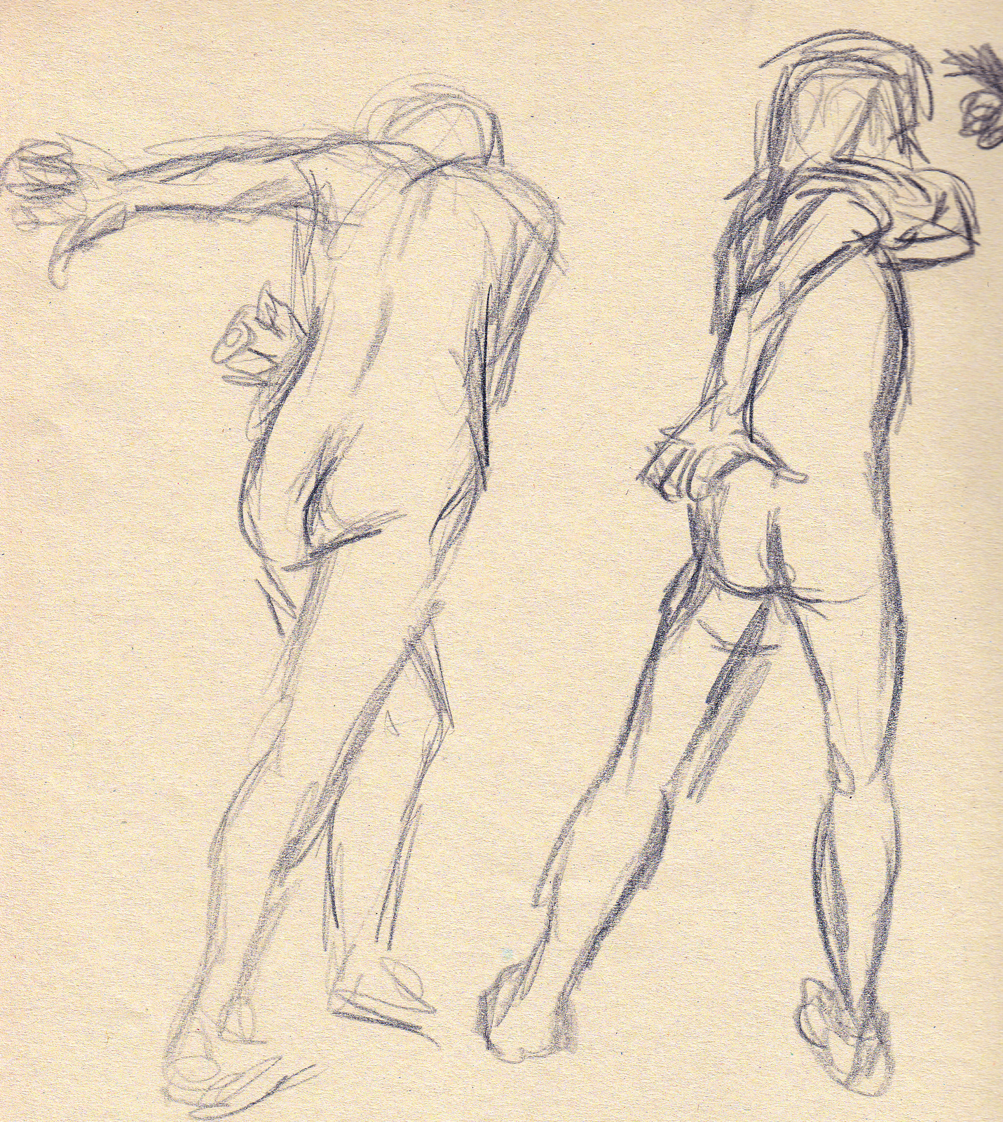 1431x1600 Time To Draw Life Drawing Studies