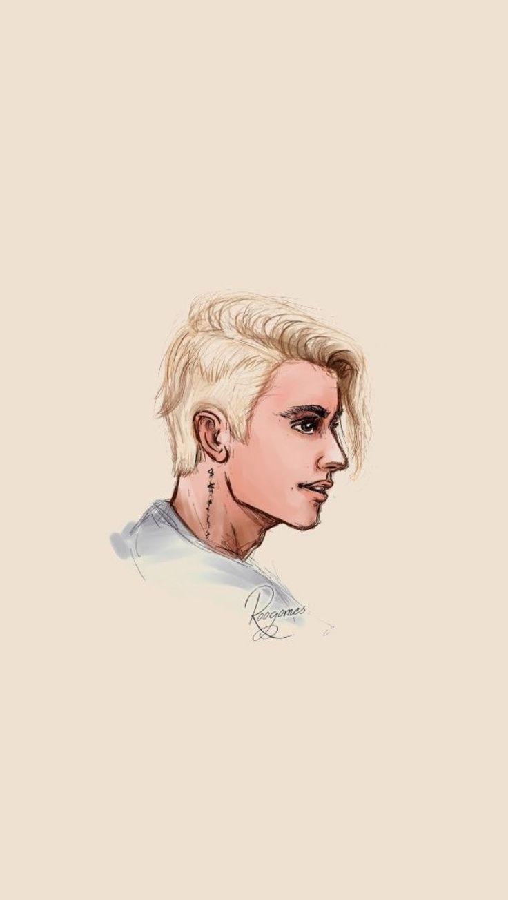 736x1303 Justin Bieber Cartoon Drawing 142 Best Dessin De Justin Bieber