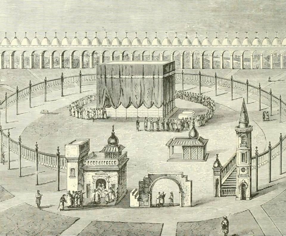 960x791 Kaaba Kabe Kabe Islamic, Saudi Arabia And Mecca