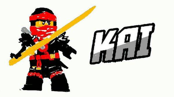 600x336 Lego Ninjago Drawing Kai By Legoninjago68009