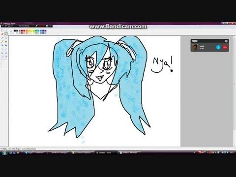 480x360 How To Draw A Kawaii Anime Girl!