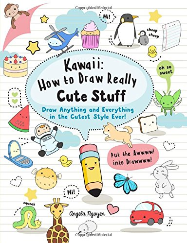 384x500 Doodle Time With Kawaii Drawing Books