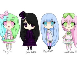 300x250 49 Images About Kawaii Girl Drawings On We Heart It See More