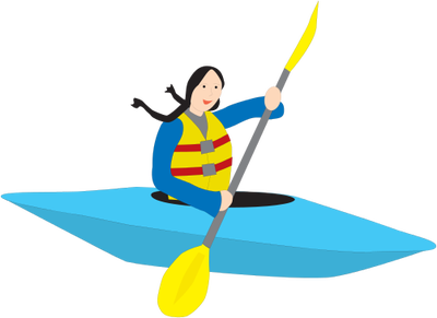 400x291 Save The Date For Kayaking! New Hope Ladies