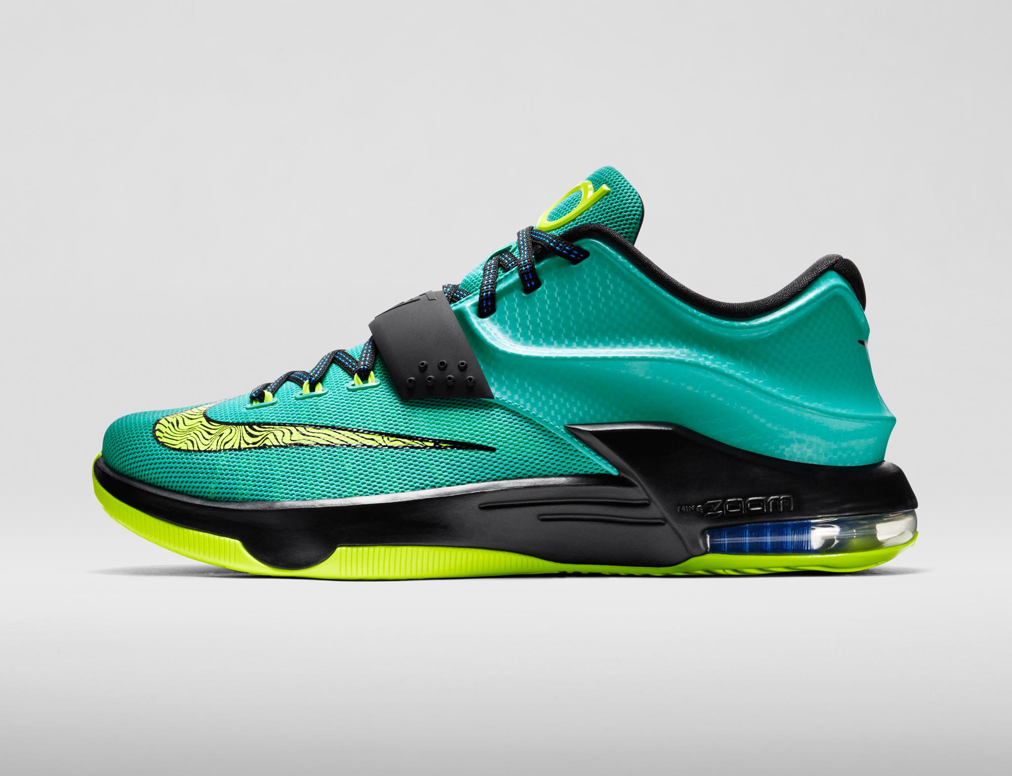 Nett Schuhe Nike Kd 7 Uprising