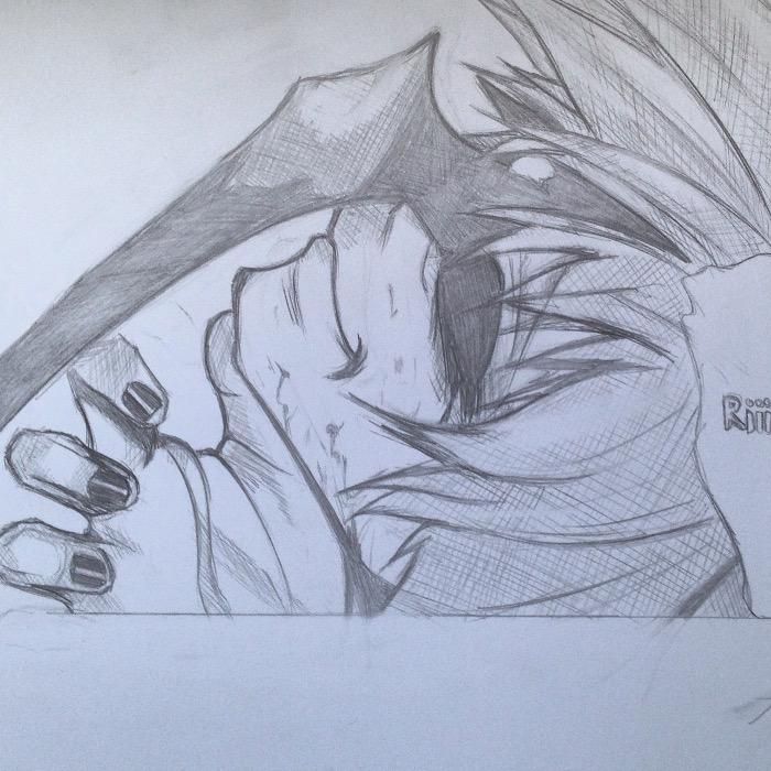 700x700 Kaneki Ken Drawing By Surpris3