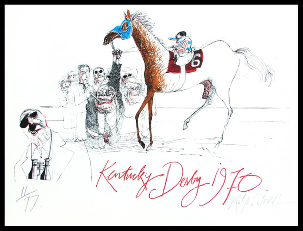 1000x763 Kentucky Derby Gonzo Gallery