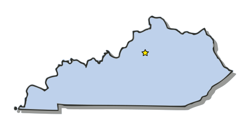 500x271 Best Photos Of Drawing Of Kentucky Outline