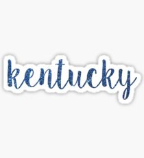 210x230 Kentucky Drawing Stickers Redbubble
