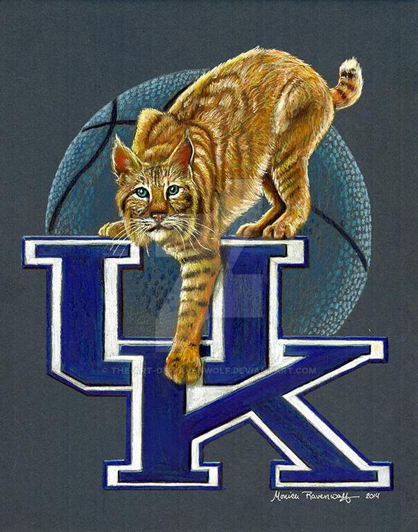 600x763 Kentucky Wildcats