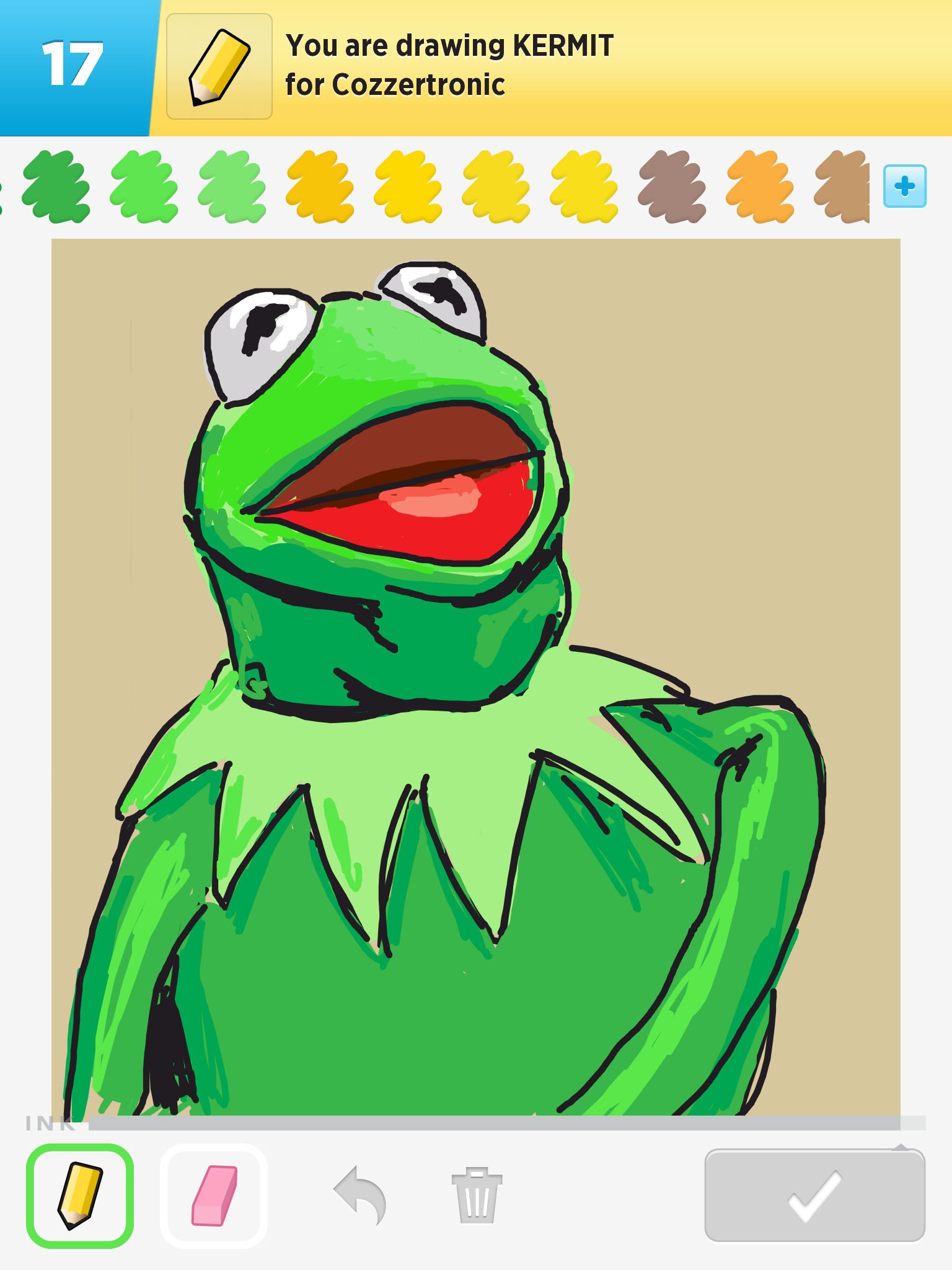 1536x2048 Kermit Some Things I'Ve Drawn