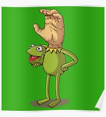 210x230 Kermit The Frog Drawing Posters Redbubble
