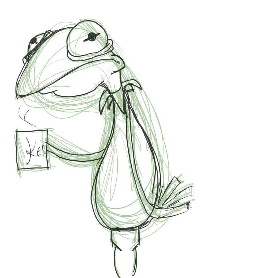 900x974 Kermit The Frog