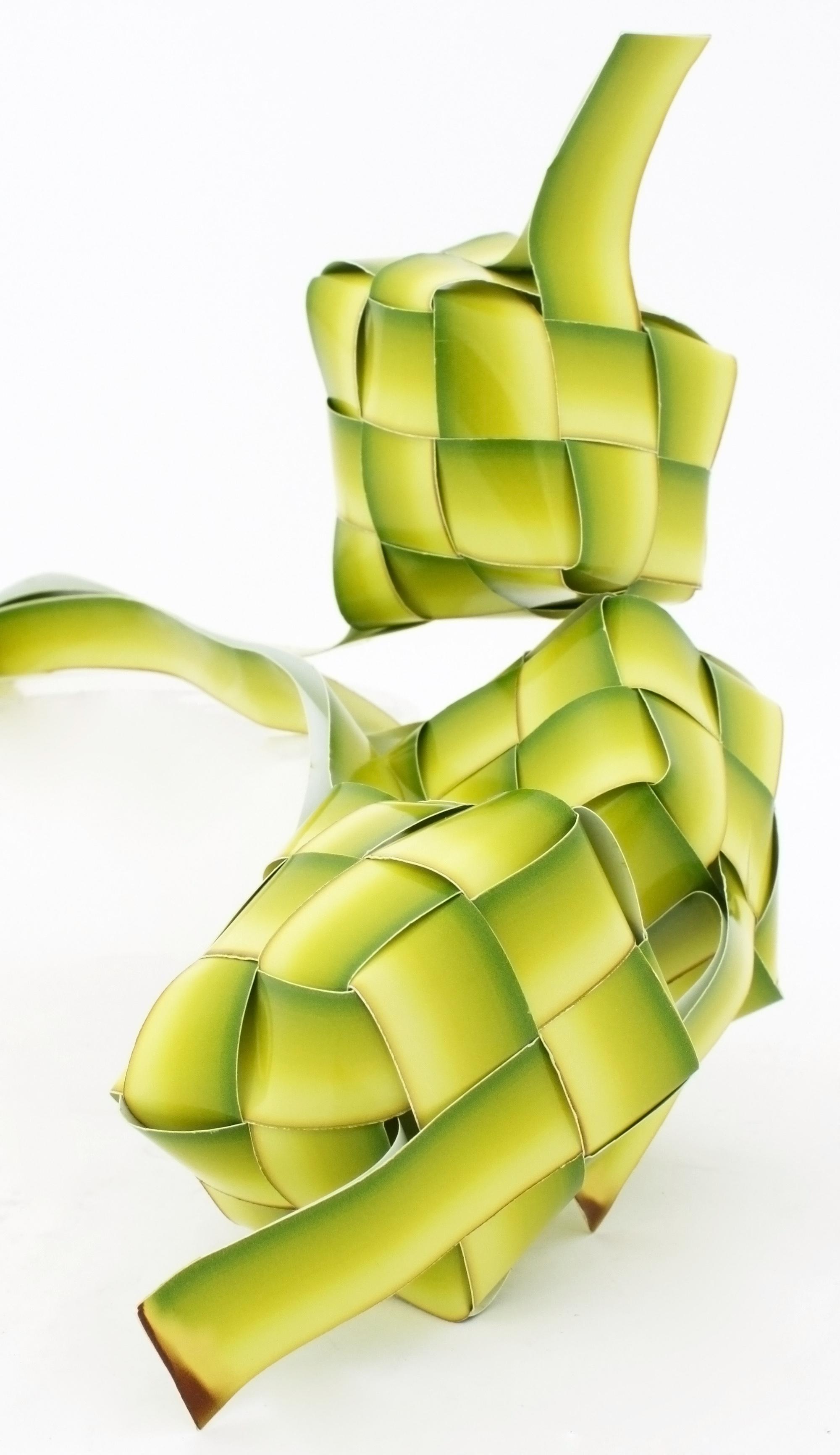 2000x3464 Filedrawing Of Three Ketupat
