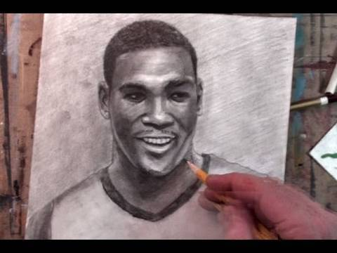 480x360 How To Draw Kevin Durant Step By Step
