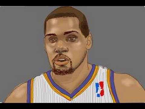 480x360 How To Draw Kevin Durant