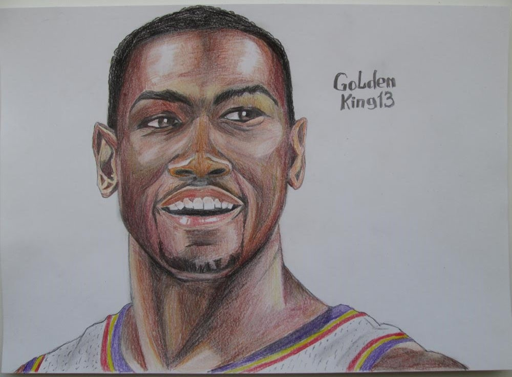 1000x738 How To Draw Kevin Durant!