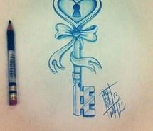 215x185 Inspiring Image Beautiful, Key, Drawings, Fake, Drawing