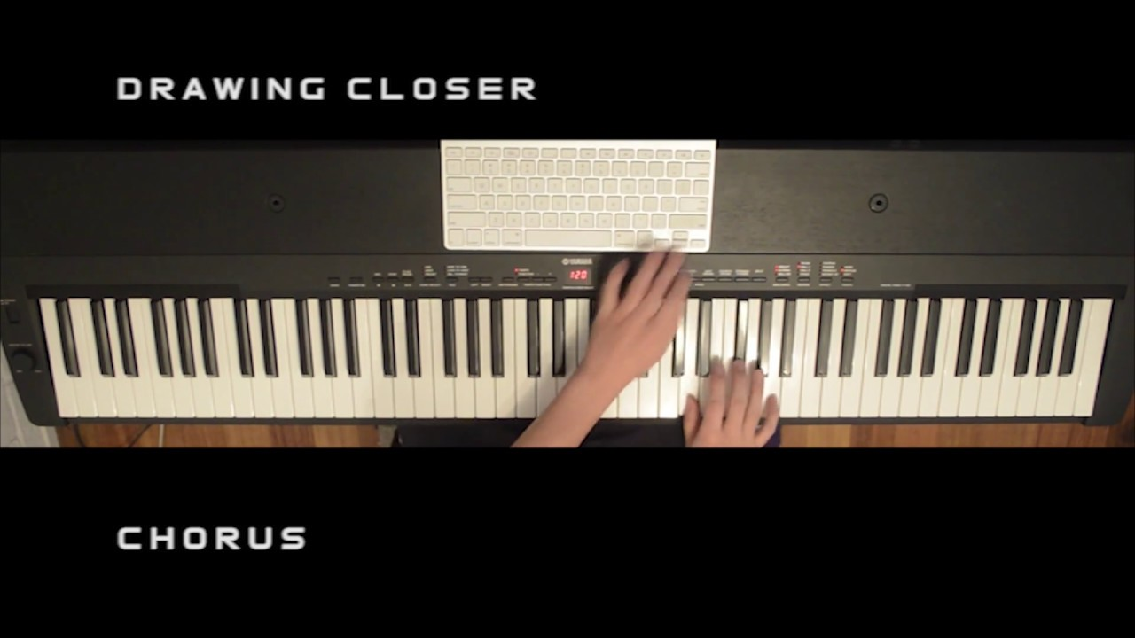 1280x720 Drawing Closer Planetshakers Keyboard